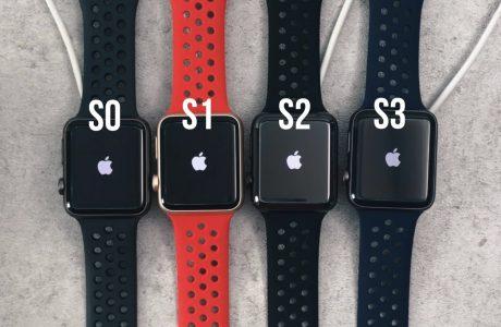 Apple Watch Speed Test: Series 0, 1, 2 und Apple Watch Series 3 2