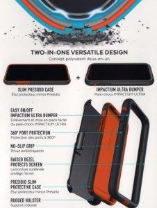 iPhone X Hüllen: Speck Presidio Grip & Ultra im Test 5