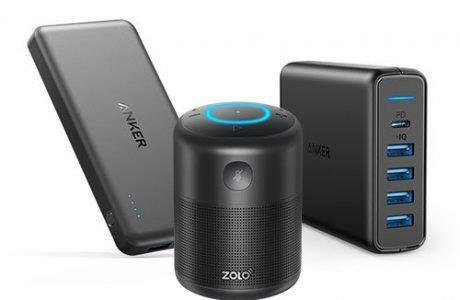 Anker CES Angebote: (Auto-) Ladegeräte, Bluetooth Kopfhörer & Alexa Lautsprecher billiger 17