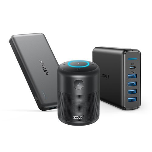 Anker CES Angebote: (Auto-) Ladegeräte, Bluetooth Kopfhörer & Alexa Lautsprecher billiger 6