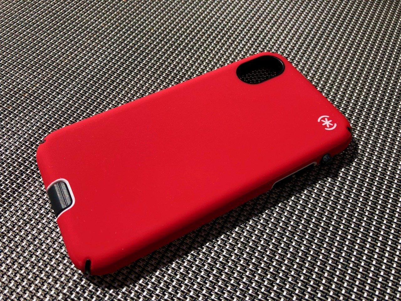 Neue Speck iPhone X Hüllen ausprobiert: Presidio Sport und Presidio Folio 3