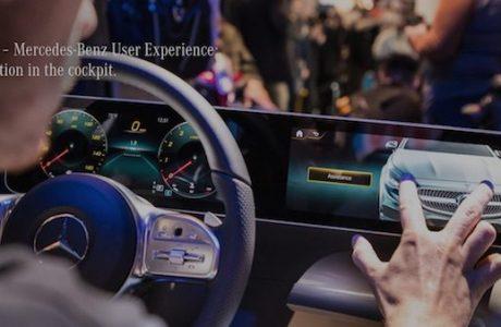 Apple CarPlay: Mercedes MBUX bietet Wireless-Variante 7
