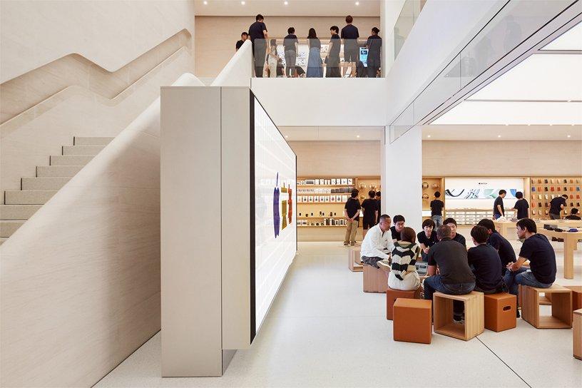 Apple Store in Kyoto: Erste Bilder veröffentlicht 3