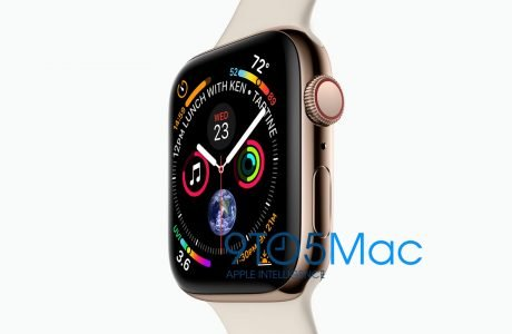 Apple Watch Series 4: Apple hat neues Design versehentlich geleakt 1