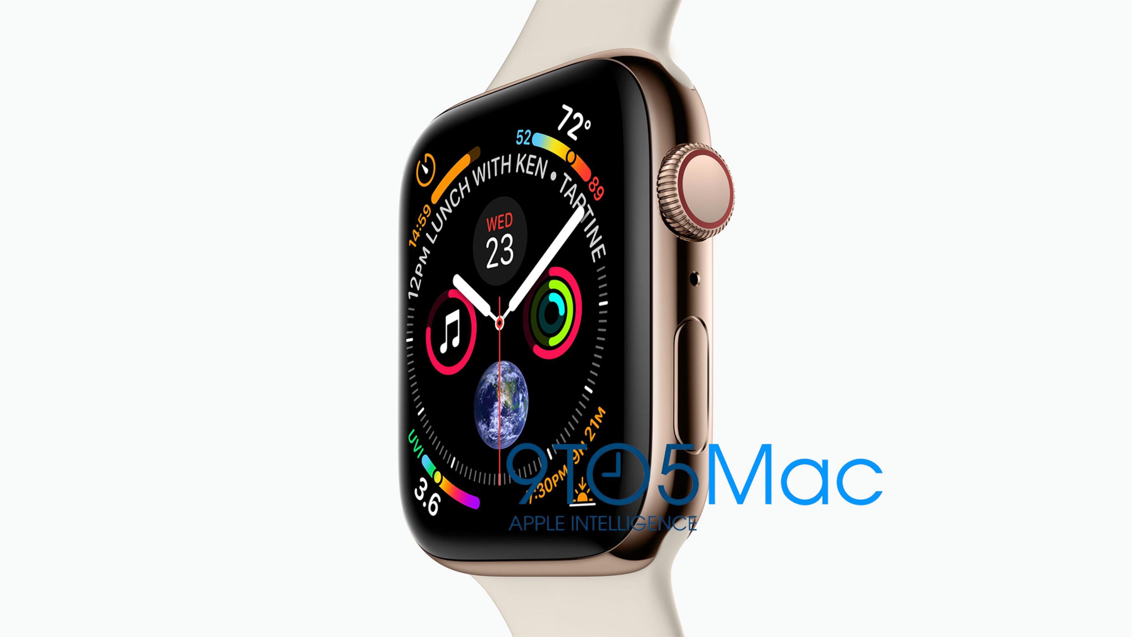 Apple Watch Series: Plant Apple einen Always-on Bildschirm bei der Uhr? 3