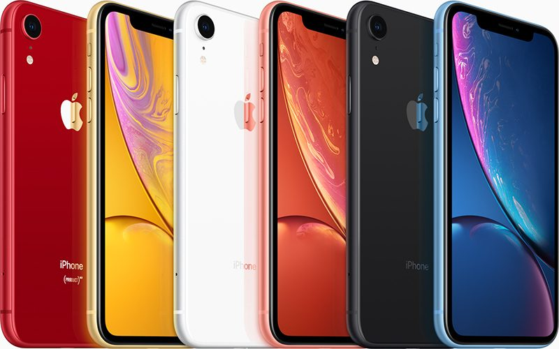 Apple iPhone XR: Apple wird transparente Hülle anbieten 4