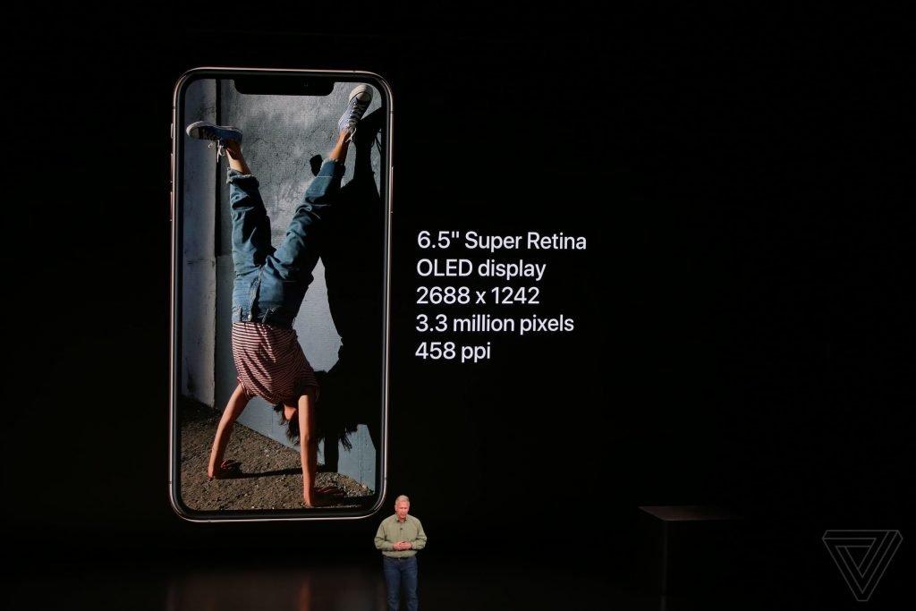 Apple iPhone XS Max & iPhone XS mit 4 GB RAM, XR mit 3 GB