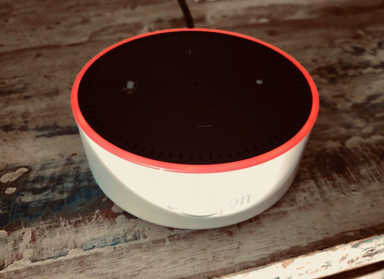 Echo Dot Probleme
