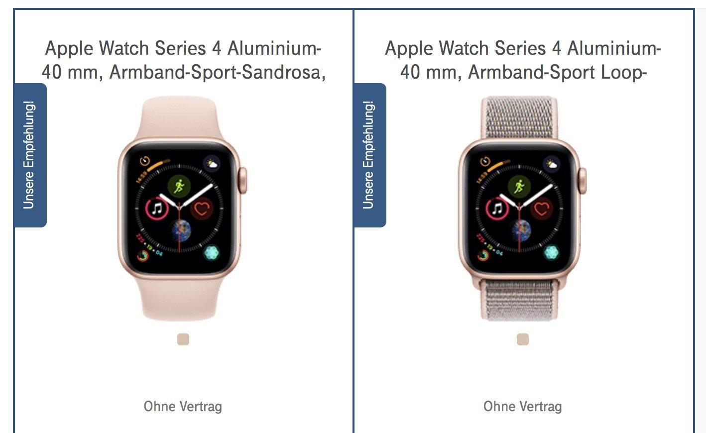 Apple Watch Series 4 bei Telekom vorbestellen 2
