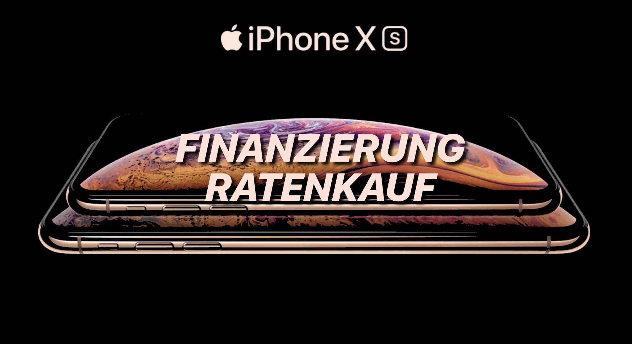 iPhone XS finanzieren (Ratenzahlung Ratenkauf) 1