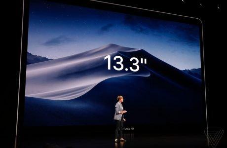 Apple MacBook Air 2018 mit Intel Core i7 als Prototyp getestet 7