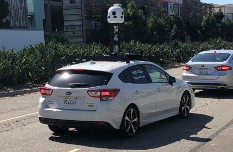 Apple Maps: Neue Fahrzeuge in Los Angeles entdeckt 6