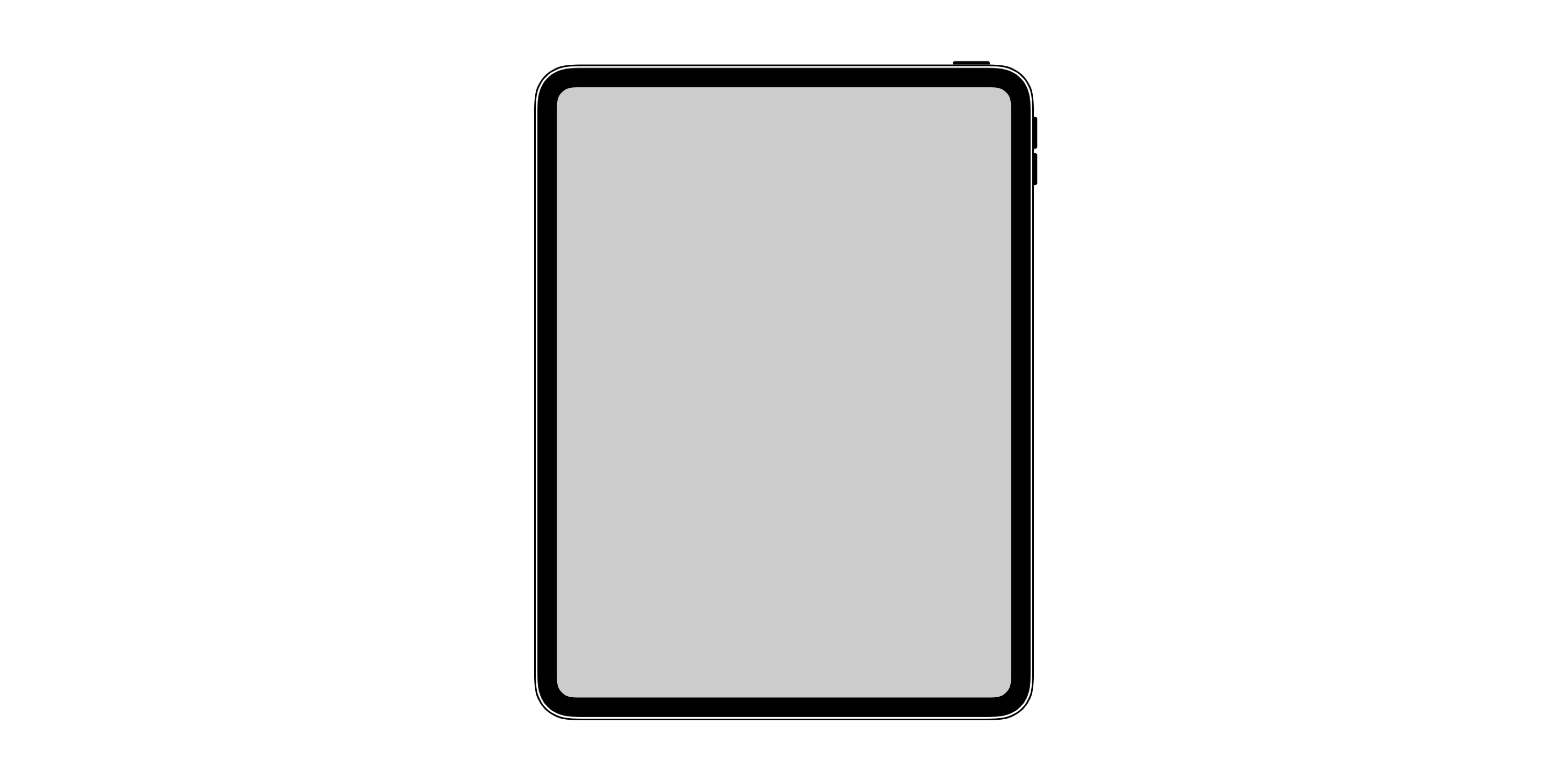 Apple iPad Pro 2018: Neues Icon zeigt Modell ohne Homebutton 1