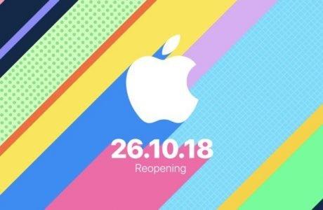 Apples Covent Garden Store feiert Wiedereröffnung am 26. Oktober 6