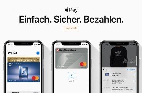 Apple Pay startet heute um 7:30 Uhr in Deutschland 2