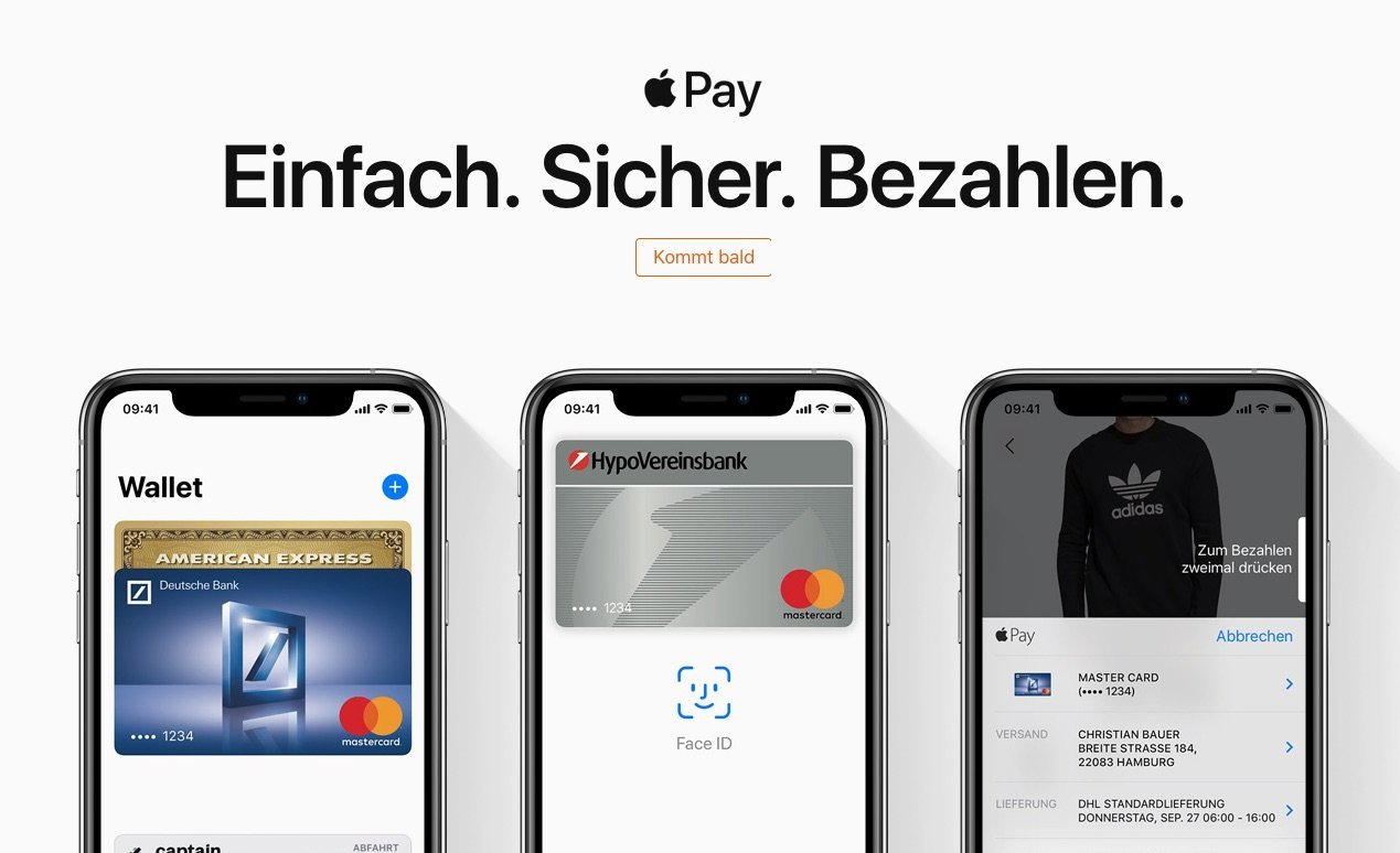 Apple Pay: US-Support für Taco Bell & Co. 1