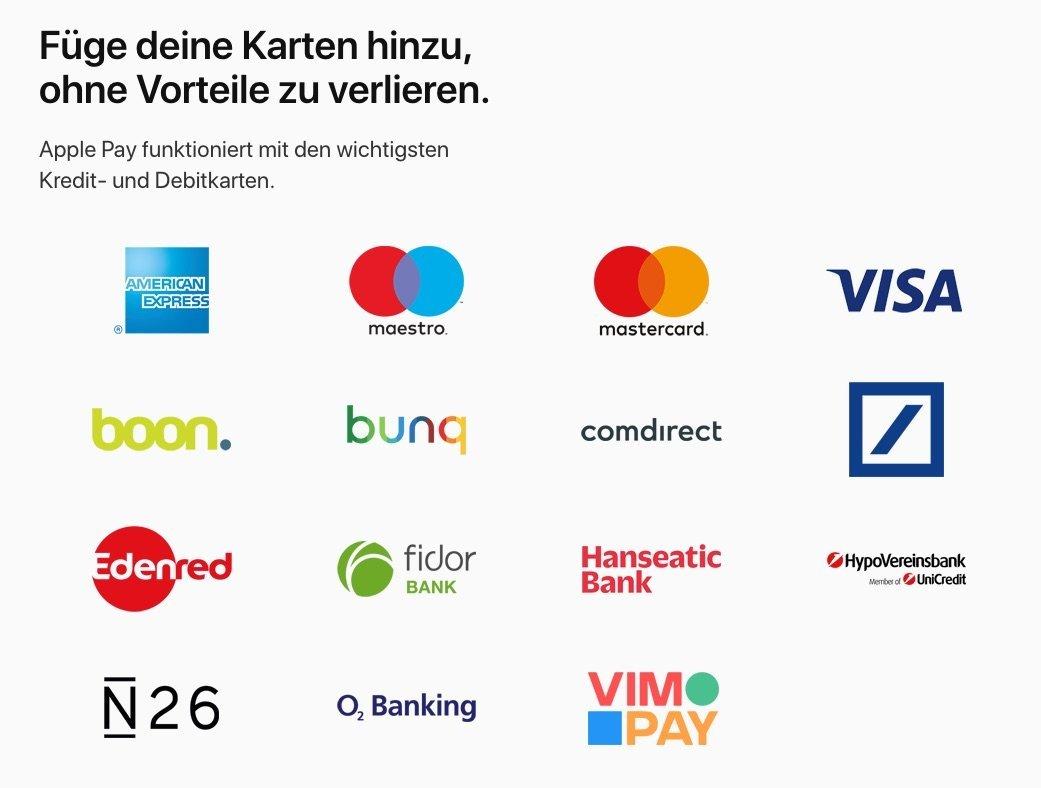 comdirect verschickt Email zum Apple Pay Starttermin für Deutschland 1