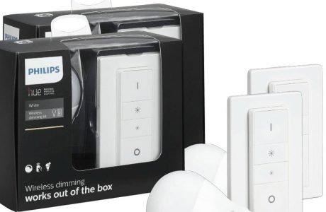 Aktion: Philips Hue Wireless Dimming Kit geschenkt (E27 + Fernbedienung) 2