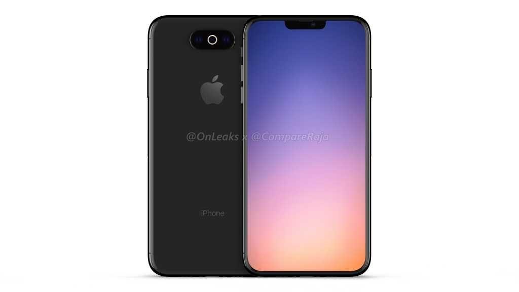 Apple iPhone 2019: Neue Renderings der Triple-Lens-Kamera 2