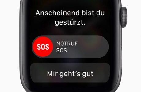 Feuerwehr München: Apple Watch setzt nach Sturz einer 80-jähriger Frau Notruf ab 7