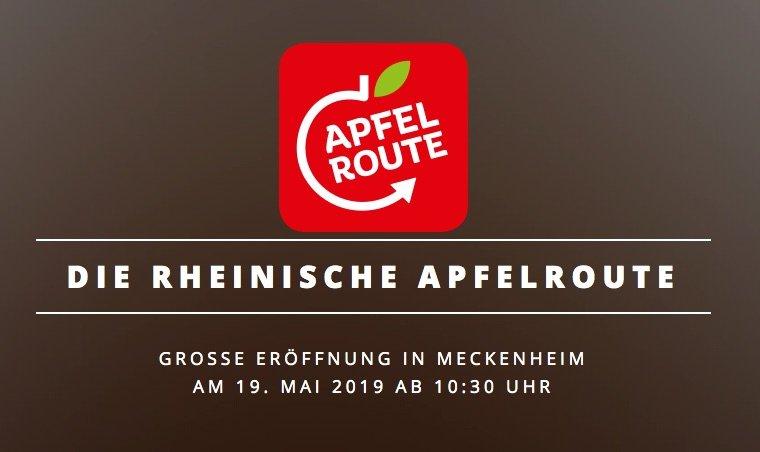 Die Rheinische Apfelroute - Quelle: apfelroute.nrw