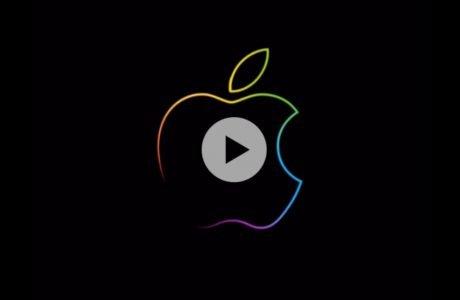 Eine wunderschöne, perfekte Apple Animation (GIF / Video) 5