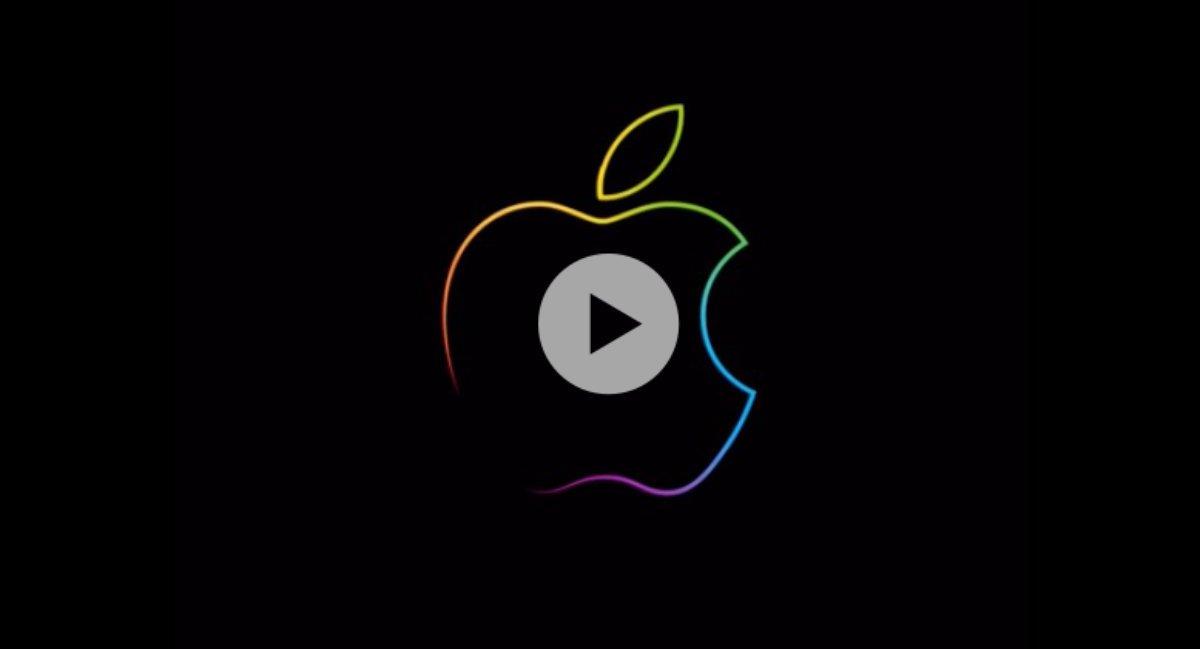 Eine wunderschöne, perfekte Apple Animation (GIF / Video) 2