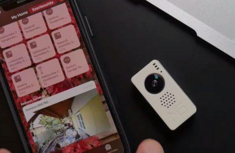 Bastelprojekt: HomeKit Kamera mit ESP32 im Selbstbau 7