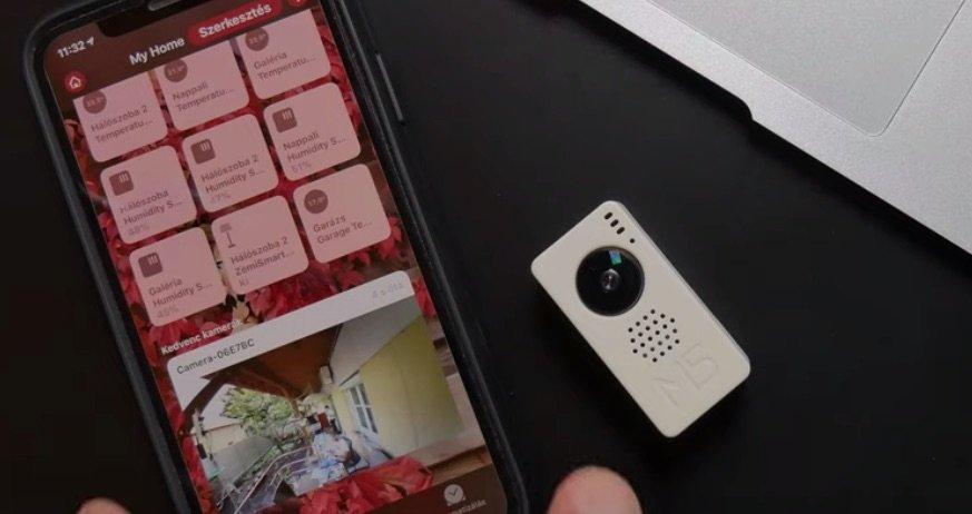 Bastelprojekt: HomeKit Kamera mit ESP32 im Selbstbau 10