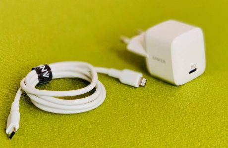 Anker PowerPort Atom PD 1 - das winzige 30 Watt USB-C Ladegerät 6