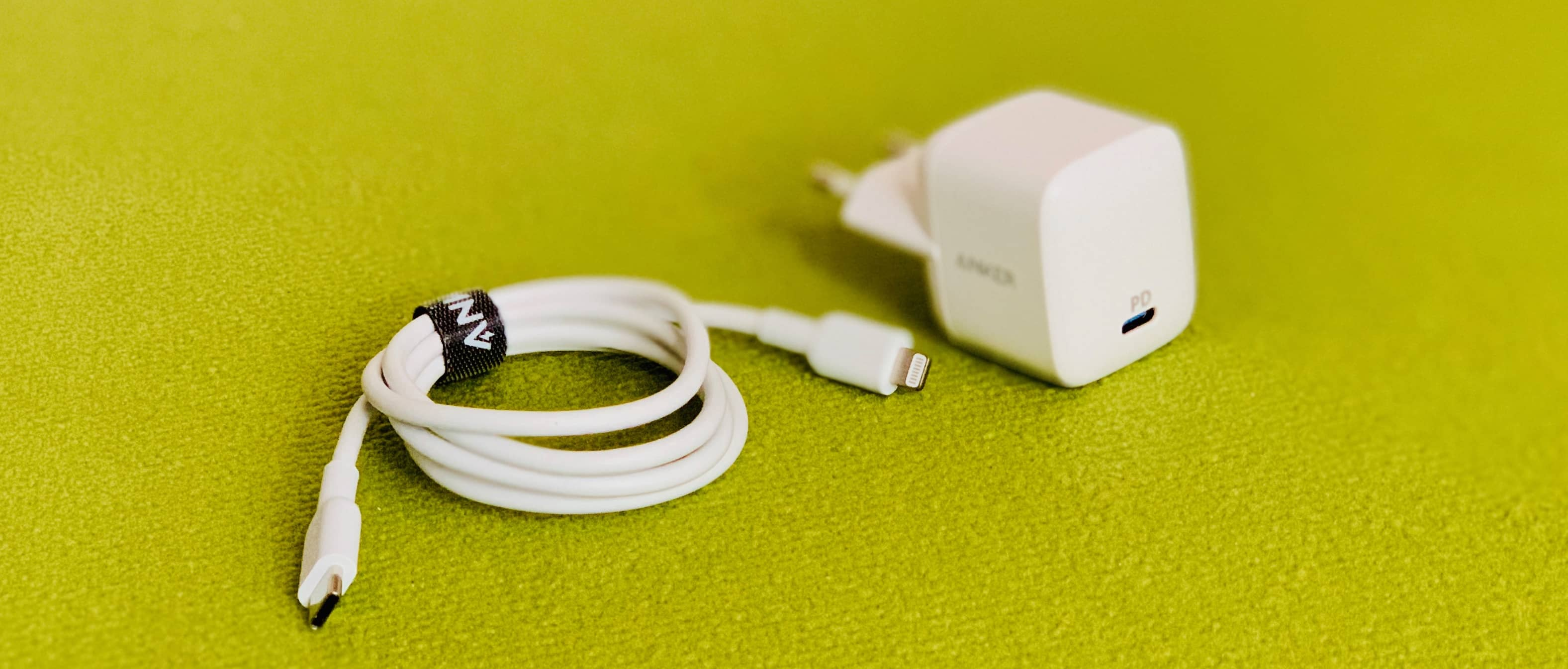 Anker PowerPort Atom PD 1 - das winzige 30 Watt USB-C Ladegerät 4