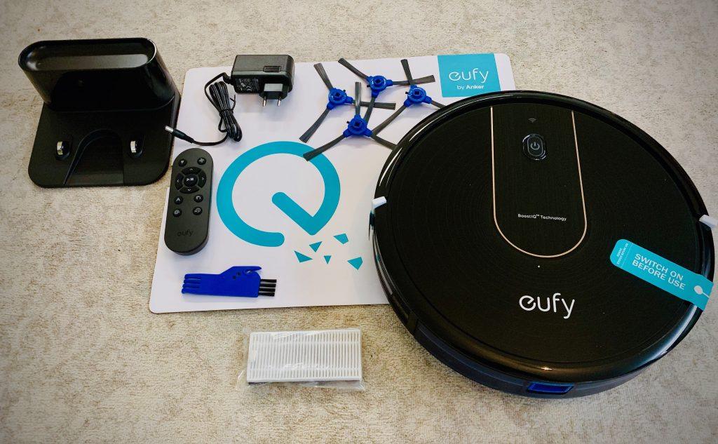 Eufy RoboVac 15C Test: WLAN Saugroboter Staubsauger mit App & Alexa 2