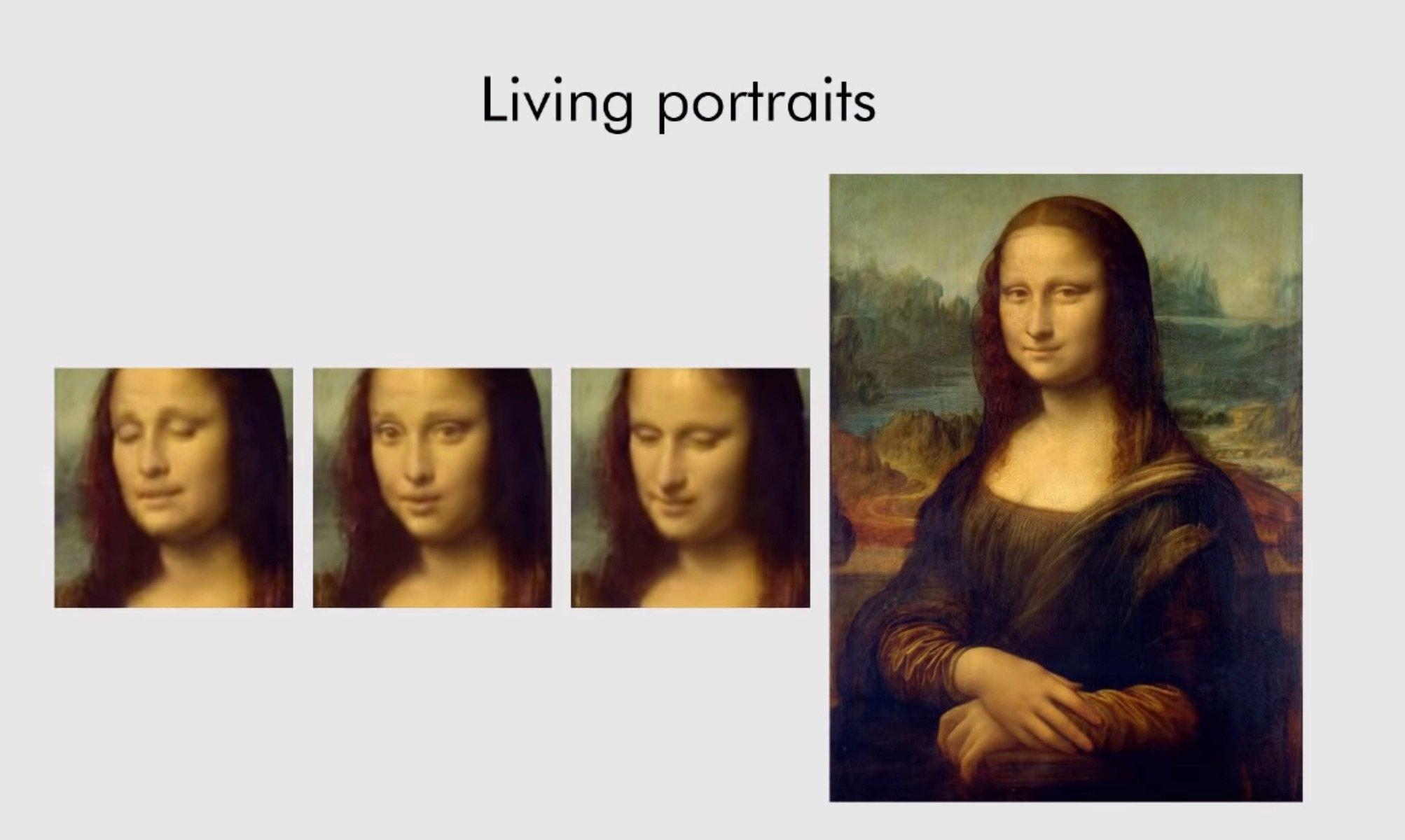 Samsung: Deep Fake AI lässt Euer Facebook Profilbild sprechen 3