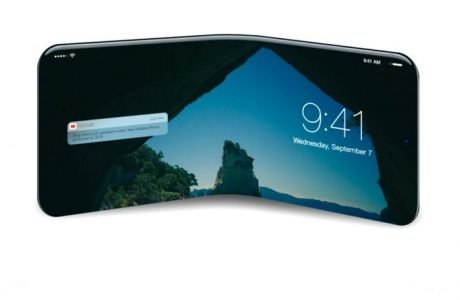 iPhone Fold: Apple Patent zeigt mehrfach faltbares iPhone 5