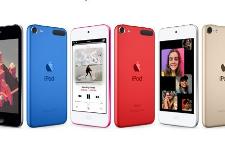 Neuer iPod touch 2019 mit 256GB, Facetime Gruppenchat & AR 1