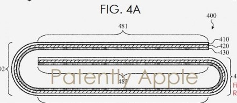 iPhone Fold: Apple Patent zeigt mehrfach faltbares iPhone 2