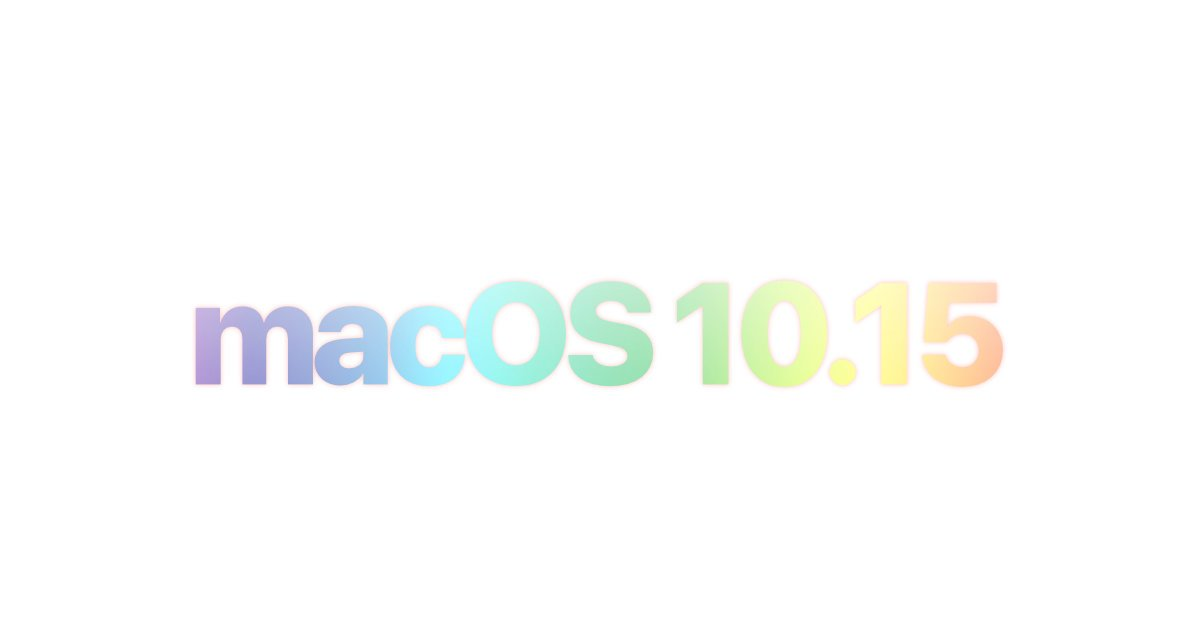 macOS 10.15 - das bringt die WWDC 2019 für den Mac 4