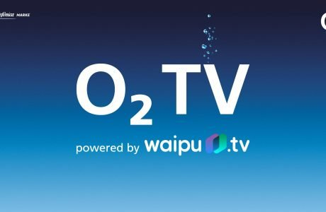 O2 TV: o2 startet Fernseh, TV  & Streaming Option mit waipu.tv 1