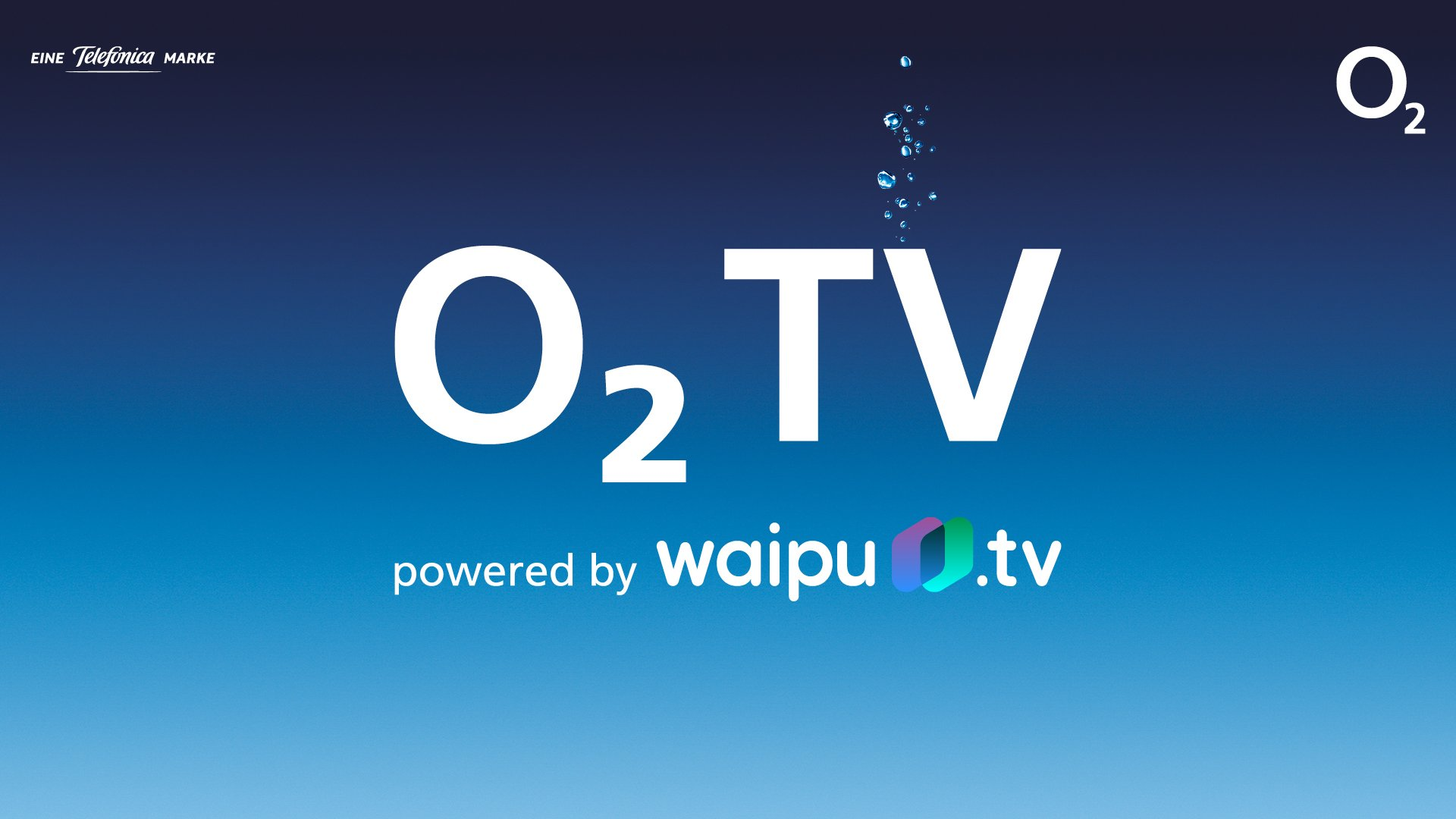 O2 TV: o2 startet Fernseh, TV  & Streaming Option mit waipu.tv 11
