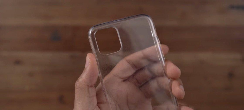 iPhone 11: Hüllen zeigen großes Kamera-Loch für 3 Kameras 5