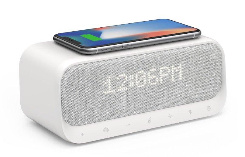 Soundcore Wakey: Radio-Wecker mit Qi Wireless Charger & Bluetooth Lautsprecher 2