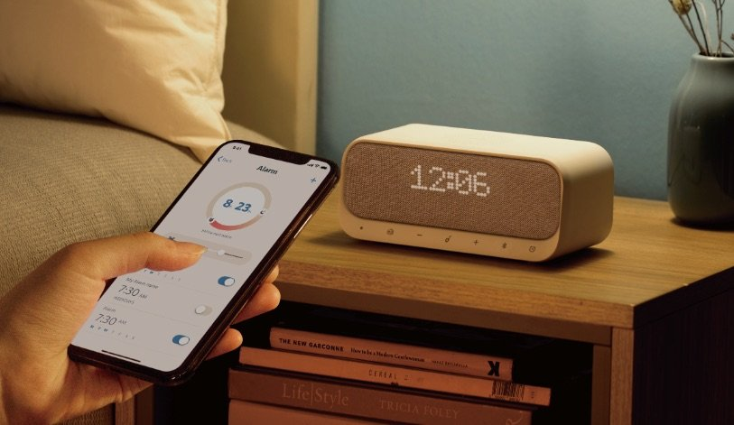 Soundcore Wakey: Radio-Wecker mit Qi Wireless Charger & Bluetooth Lautsprecher 5