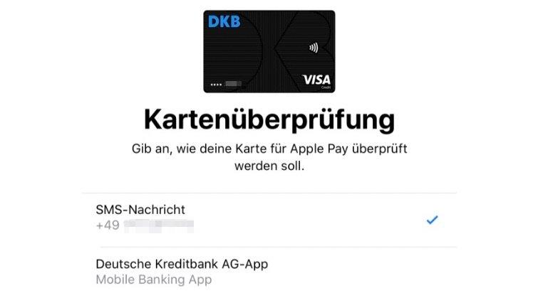DKB Apple Pay endlich gestartet: Aktivierung & kostenloses Konto 3