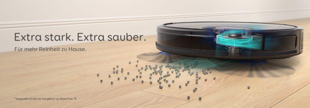 Neuer RoboVac 11S Max: Saugroboter mit mehr Saugkraft für 167,99 Euro sichern! 2