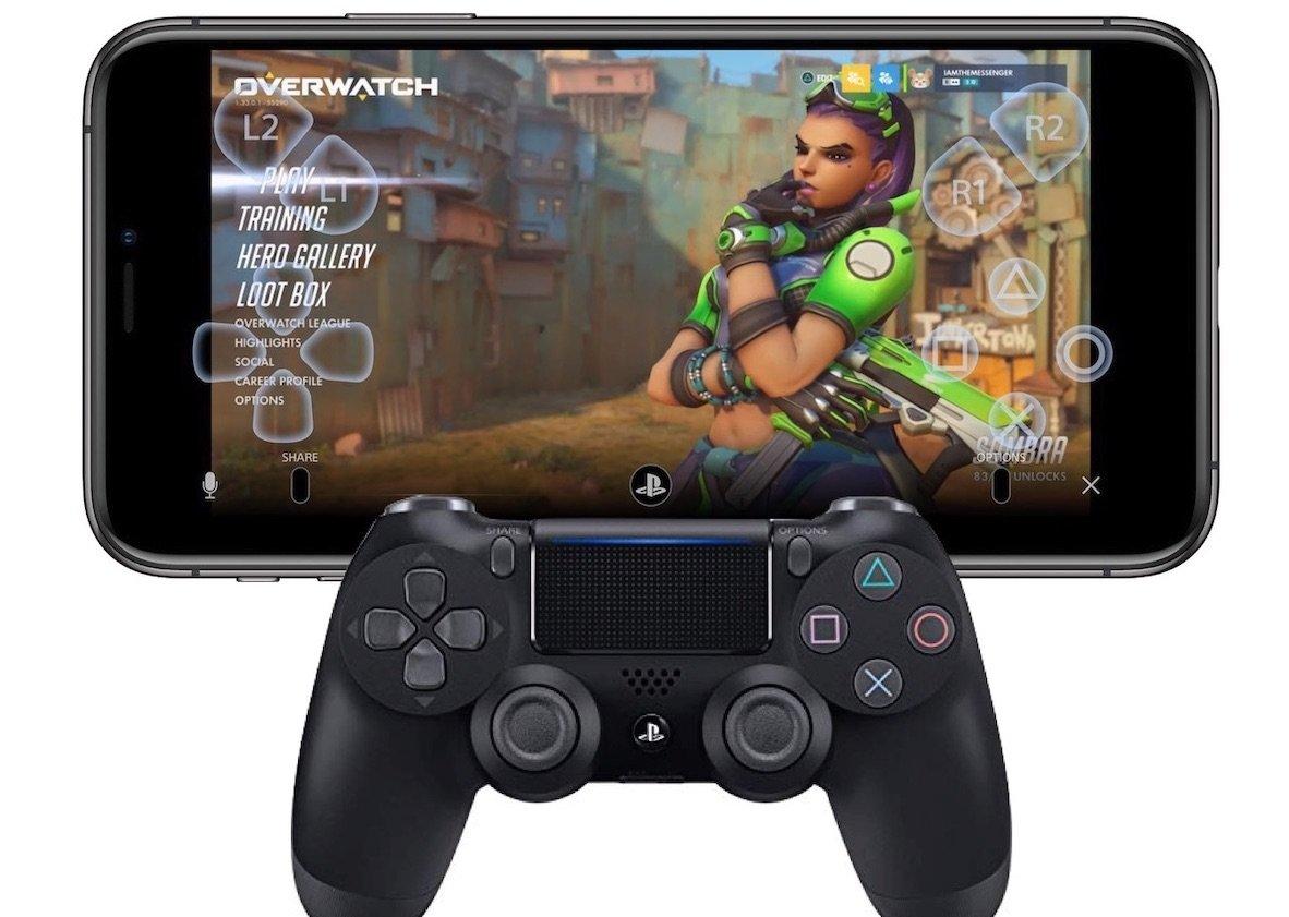 Mit iOS 13 wird das iPhone mit DualShock PS4 Controller zur PlayStation 4 1