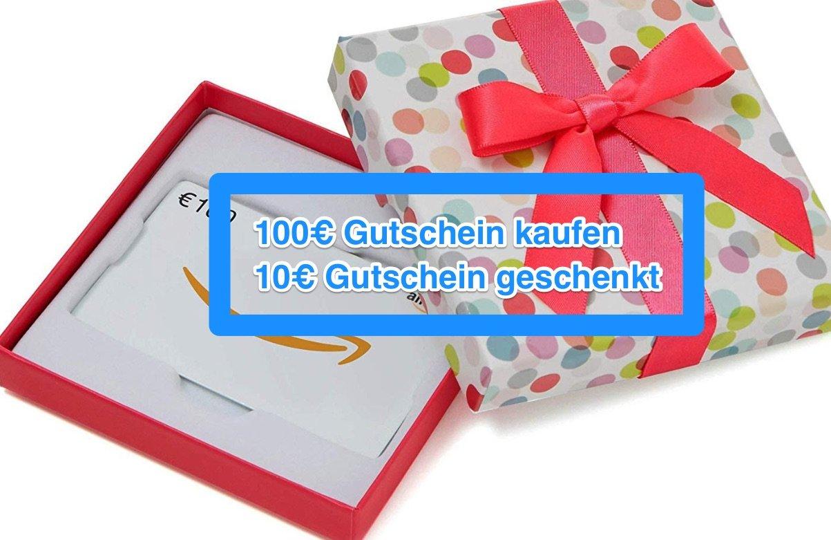 Pflicht-Prime-Deal: 100€ Gutschein kaufen, 10€ geschenkt! 1