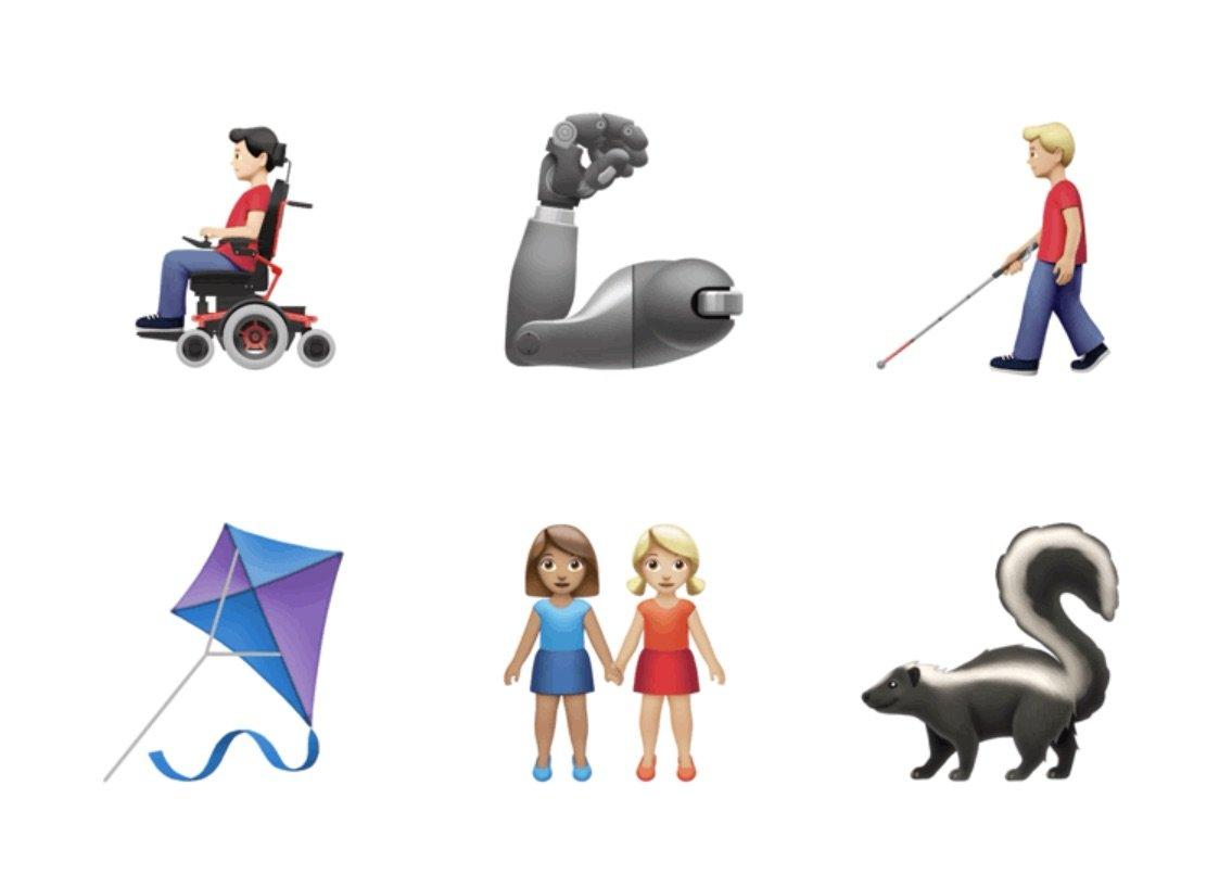 iOS 13: Das sind die neuen Apple Emojis für das iPhone 1