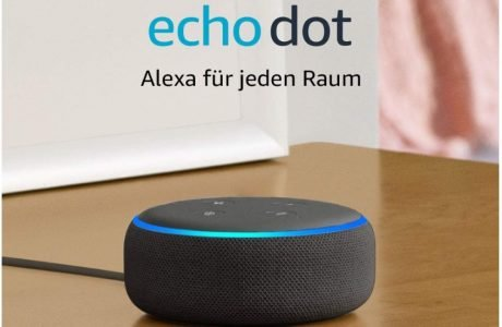 40€ billiger: Amazon Alexa Echo Dot 3 für 19 Euro! 7