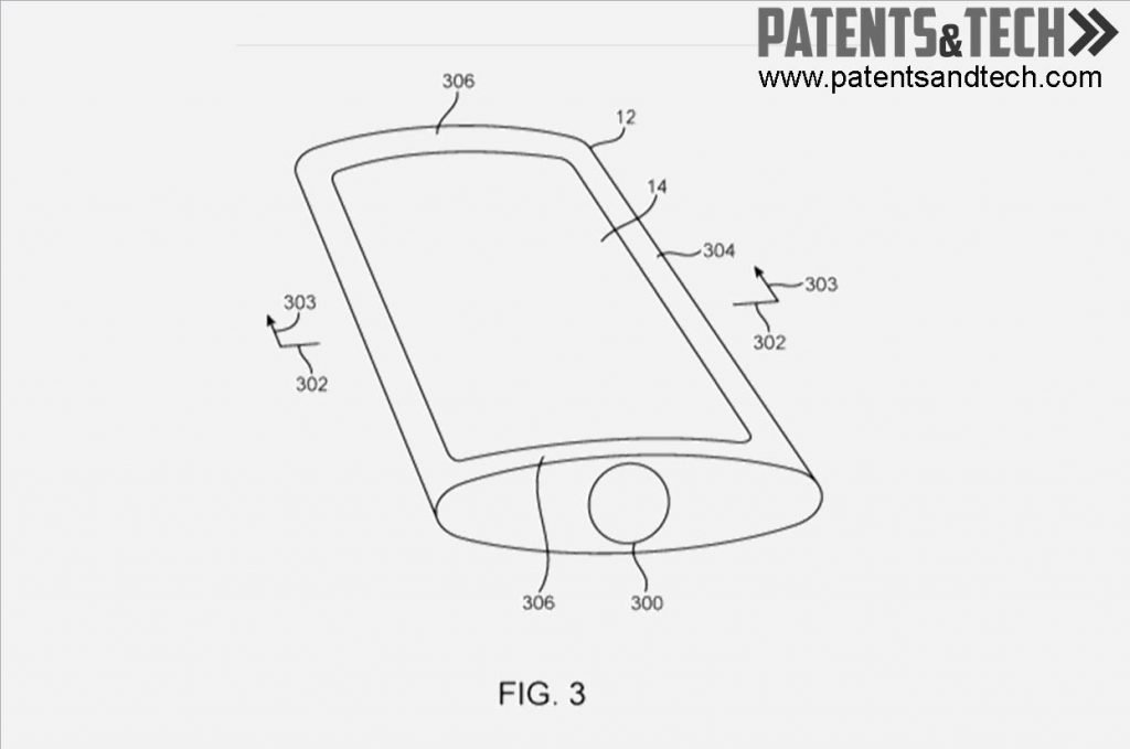 Apple patentiert iPhone mit gebogenem Display 2