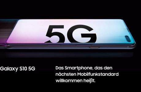 Samsung Galaxy S10 5G überhitzt bei intensiver Nutzung des 5G Netzes 1